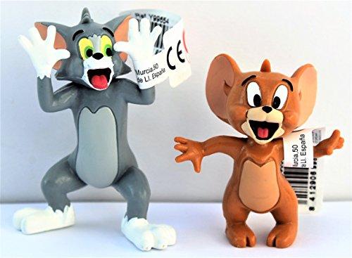 Spielset Tom & Jerry lachend - Größe ca. 5,5 - 7,0 cm Tom Jerry Spiel
