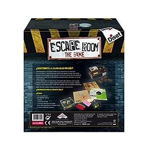 Diset- Juego Escape Room Habilidad/Estrategia, Miscelanea (62304)
