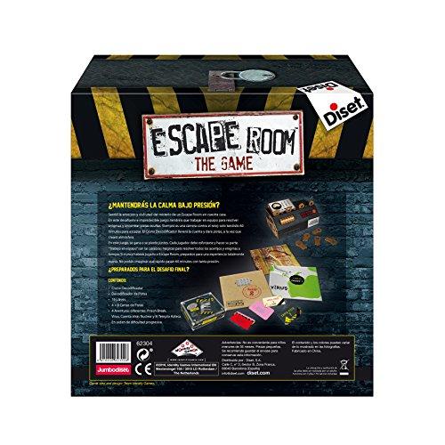 Escape Room: El Juego