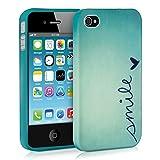 kwmobile Hülle TPU Silikon Case für Apple iPhone 4 / 4S