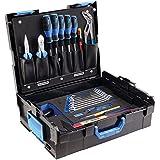 GEDORE L-BOXX 136 - 23 teilig / Der Azubi Werkzeugkoffer mit Check-Tool-Einlage / VDE Werkzeugset / Profi Werkzeuge für jede Gelegenheit