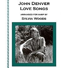 John Denver–Love Songs–Harp