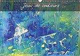 Jeux De Couleurs 2018: Art Abstrait Multicolore