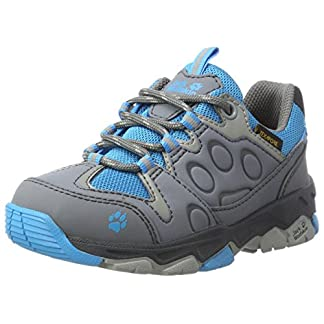 Jack Wolfskin Unisex Kids' MTN Attack 2 Texapore Low K Rise Hiking Boots 9