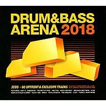 Drum & Bass Arena 2018 (3cd+Mp3)