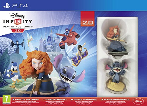 INFINITY 2.0 - STARTER PACK PS4 - DISNEY