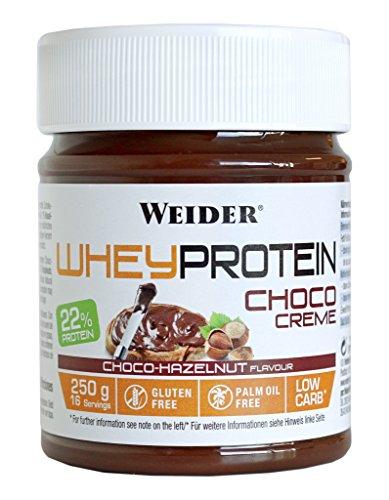 Weider whey protein choco creme - 0.25 kg