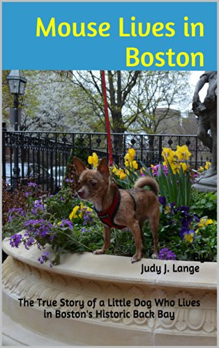 Mouse Lives in Boston:                                By Judy J. Lange  The True Story of a Little Dog Who Lives in Boston's Historic Back Bay (English Edition)