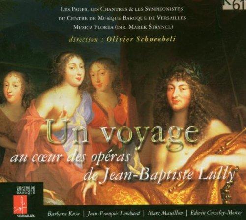 Un Voyage Au Coeur Des Opéras De Jean-Baptiste Lully [Import USA]