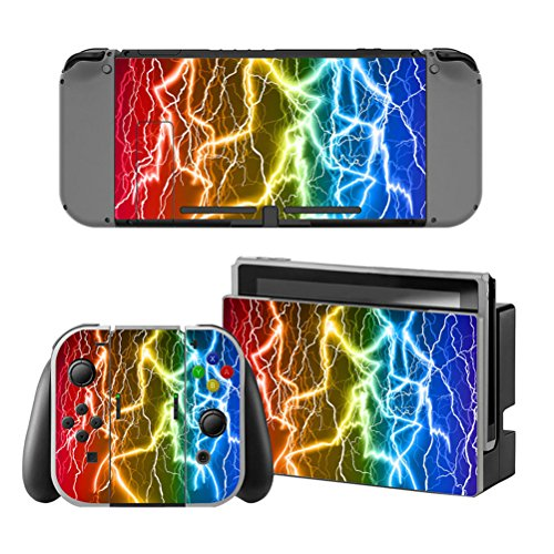 Zhhlaixing Skin Sticker Vinyl Decal Case para Nintend Switch Game Accessories ZY0028 51Yp2mpvayL