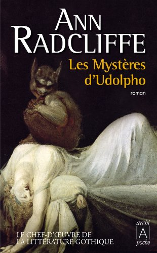 Les mystères d'Udolpho par Ann Radcliffe
