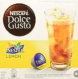 Nescafé Dolce Gusto Nestea Lemon, Pack of 3, 3 x 16 Capsules