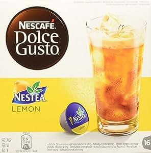 Nescafé  Dolce Gusto Nestea Lemon, 3er Pack (48 Kapseln)