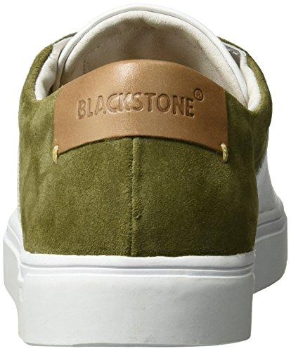 Blackstone Nm03, Sneakers basses homme Mehrfarbig (olive)