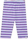 ESPRIT KIDS Mädchen Leggings RL2408304, Weiß (Off White 110), 128 (Herstellergröße: 128/134)