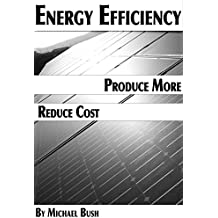Energy Efficiency: How To Produce More Renewable Energy Without Paying Outrageous Bills? (English Edition)