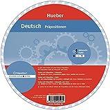 Deutsch - Präpositionen: Wheel - Deutsch - Präpositionen