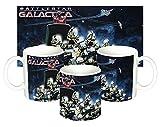 Battlestar Galactica Estrella De Combate B Tazza Mug