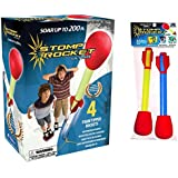 The Original Stomp Rocket Ultra with Ultra Refill Pack