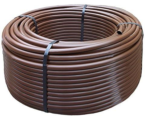 Dripline Irrigation pipe 33cm spacing - 50m length