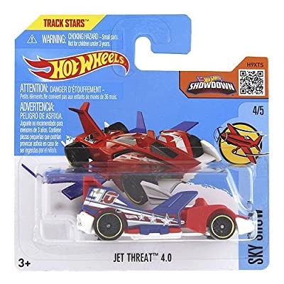 Mattel Hot Wheels 5785 1er Pack, je 1 Fahrzeug, zufällige Auswahl (Modell sortiert) von Mattel