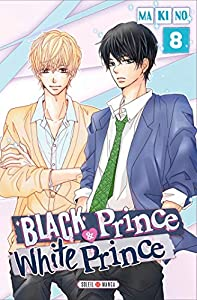 Black Prince & White Prince Edition simple Tome 8