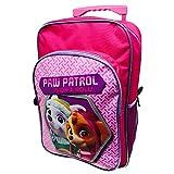 PAW PATROL B102316 - Rucksack mit Trolley, 40 cm, rosa