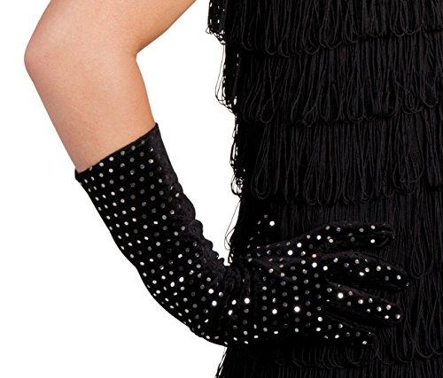 Boland 03030 - Handschuhe Las Vegas, Einheitsgröße,