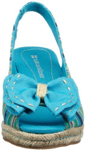 Naturalizer BOLA A5499F2901, Ballerine donna Blu (Blau (Turquesa 824/Turq))