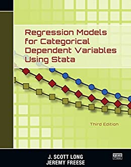 Regression Models for Categorical Dependent Variables Using