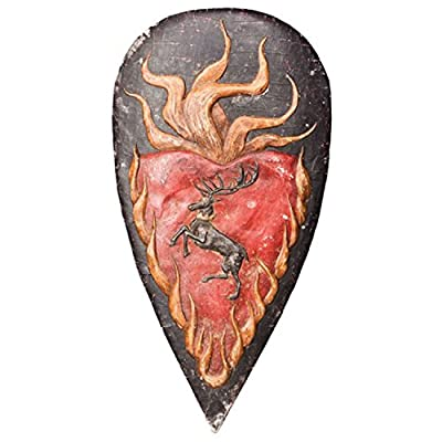 Game of Thrones NYCC Exclusive Stannis Baratheon Shield Wall Plaque