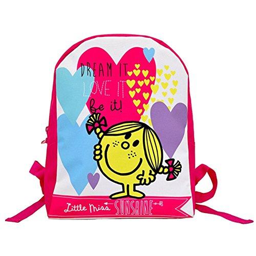 Petite officiel Miss Sunshine école maternelle Sac à dos