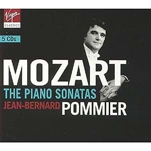 Mozart : Les Sonates pour piano (Coffret 5 CD)