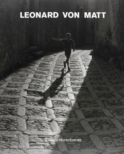 Leonard von Matt. Fotografie (Grande Binder)