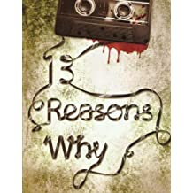 13 Reason Why: Coloring Book