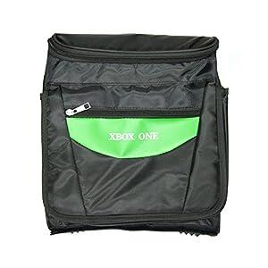 OSTENT Reisen tragen schützende Umhängetasche Pack Fall kompatibel für Microsoft Xbox One Konsole