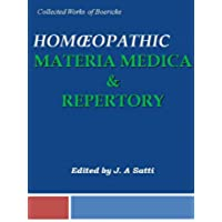 Collected Works of Boericke: Homeopathy Materia Medica & Repertory (English