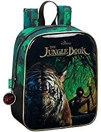 Safta Mochila The Jungle Book Oficial Mochila Infantil 220x100x270mm