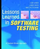 Best Wiley Ecommerce Softwares - Lessons Learned in Software Testing: A Context-Driven Approach Review
