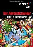 Produkt-Bild: Die drei ??? Kids, Der Adventskalender: 24 Tage im Weihnachtszirkus Extra: Stickerbogen