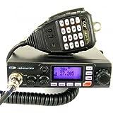CRT MegaPro Multinorm CB Mobilfunkgerät 12/24 Volt und vielen Funktionen