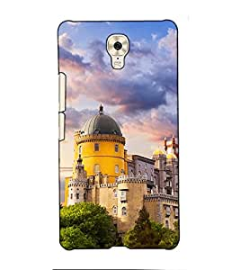 Fuson Designer Back Case Cover for Gionee M6 (Beautiful house )