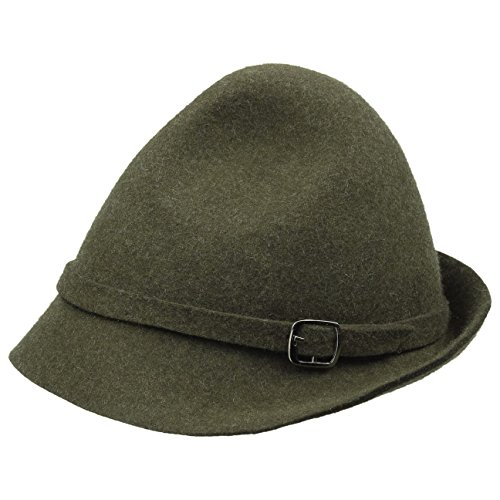 Lipodo Sombrero Tradicional Tiroles Caza Hombre -