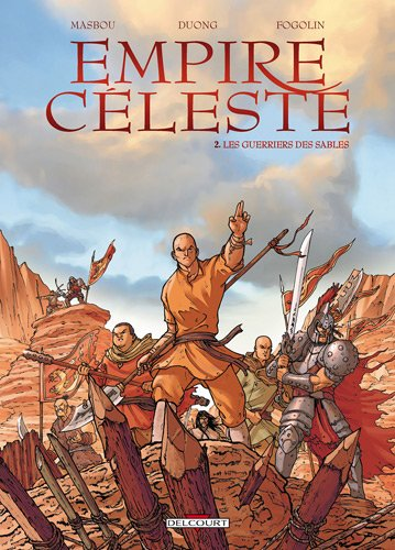 Empire céleste T02 Les guerriers des sables
