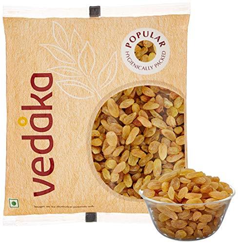 Amazon Brand - Vedaka Popular Raisins, 500g
