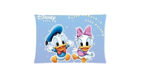 Character Disney Daisy Duck Pillowcase