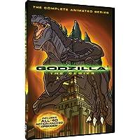 Godzilla: Complete Animated Series (4pc) /
