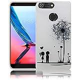 ZTE Blade V9 Pusteblume Handy-Hülle Silikon - staubdicht, stoßfest & leicht - Smartphone-Case thematys