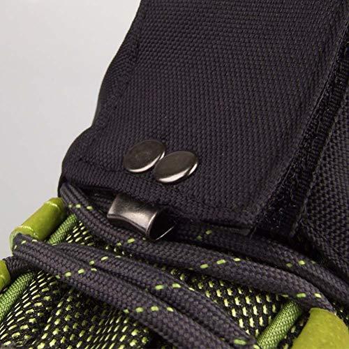 VORCOOL Camouflage Wasserdichte Schuhe Beinschutz für Camping Schneegamaschen Wandern Reiten Skifahren Ski im Freien Schienbeinschutz