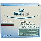 Lenscare Kochsalzlösung Plus 30X5 ml